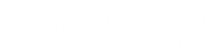 Psychotherapy in Hackney and Bethnal Green, London with Graeme Jardin